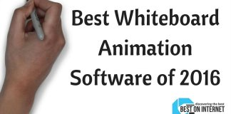 Best Whiteboard Animation Software of 2016