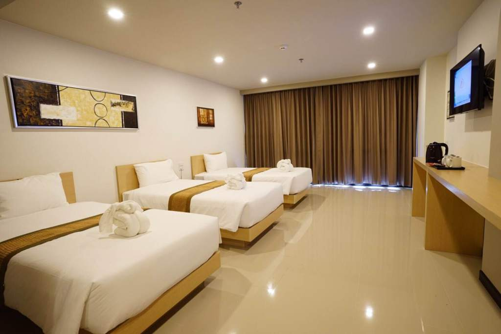Beston Hotel Pattaya Deluxe Room