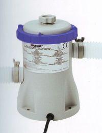 """Bestway Filterpumpe """"Flowclear"""" 1249 L/H 58381 GS"""