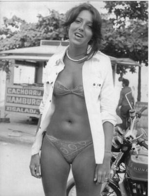 Motos clássicas e lindas brasileiras nos anos 70