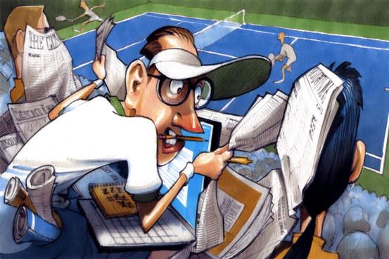 sports statistician
