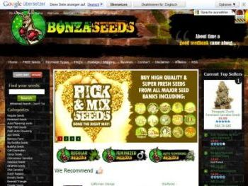 Bonza Seeds Review
