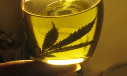 Medical Cannabis based oil used in the UK
