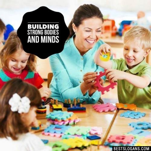daycare mottos