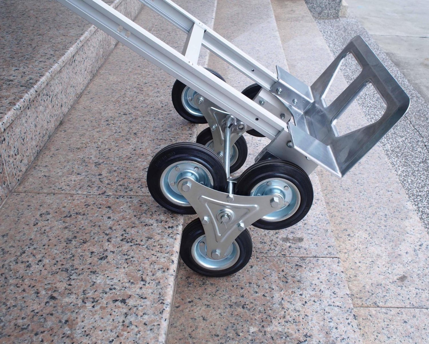 5 Best Stair Climbing Hand Trucks And Dollies Top Picks
