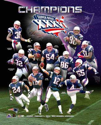 Tom Brady Wallpaper Iphone X Patriots 2002 Super Bowl 36 Team Composite 8x10 Photo