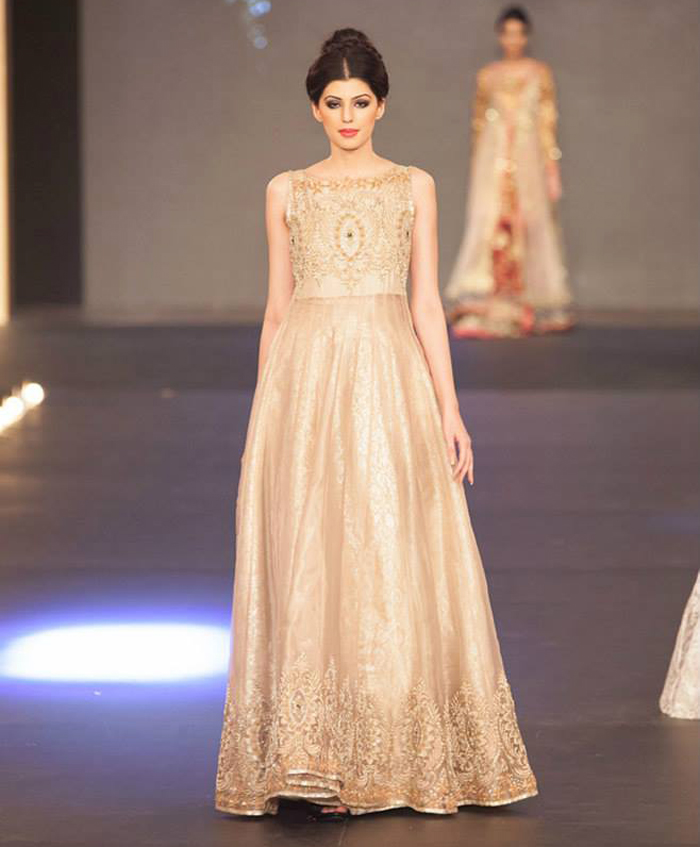 Zara Shahjahan Latest Bridal Dresses Collection 2017 For