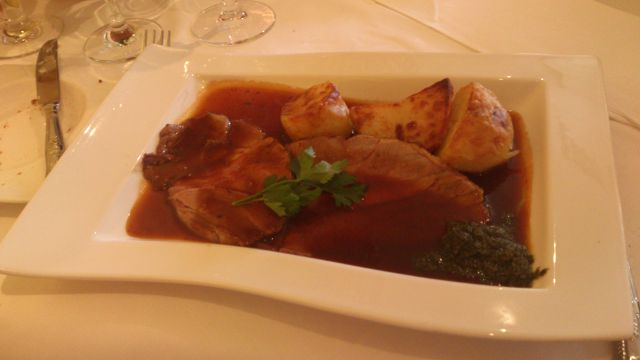 The Bakery, Tatsfield - Roast Lamb