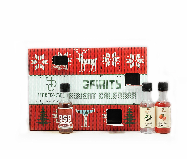 Heritage Distilling Company Spirits Advent Calendar Best