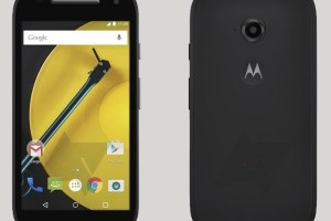 Motorola Moto E (2nd Gen) Unveiled at Price of Rs. 6,999
