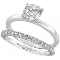 Solitaire Wedding Ring Sets - staruptalent.com