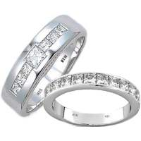 Matching Tungsten Wedding Bands His Hers  Mini Bridal