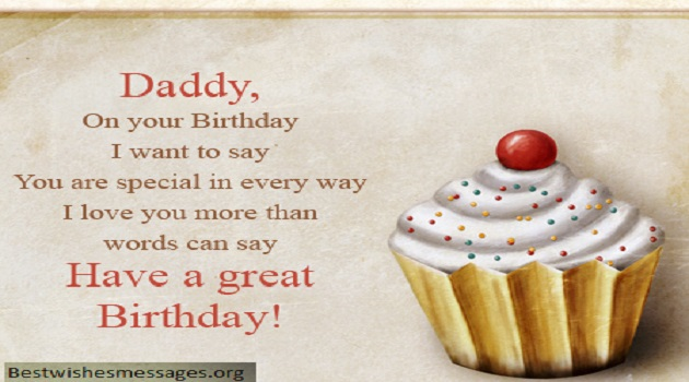100 Best Happy Birthday Wishes, Messages, Quotes for Dad (Father)