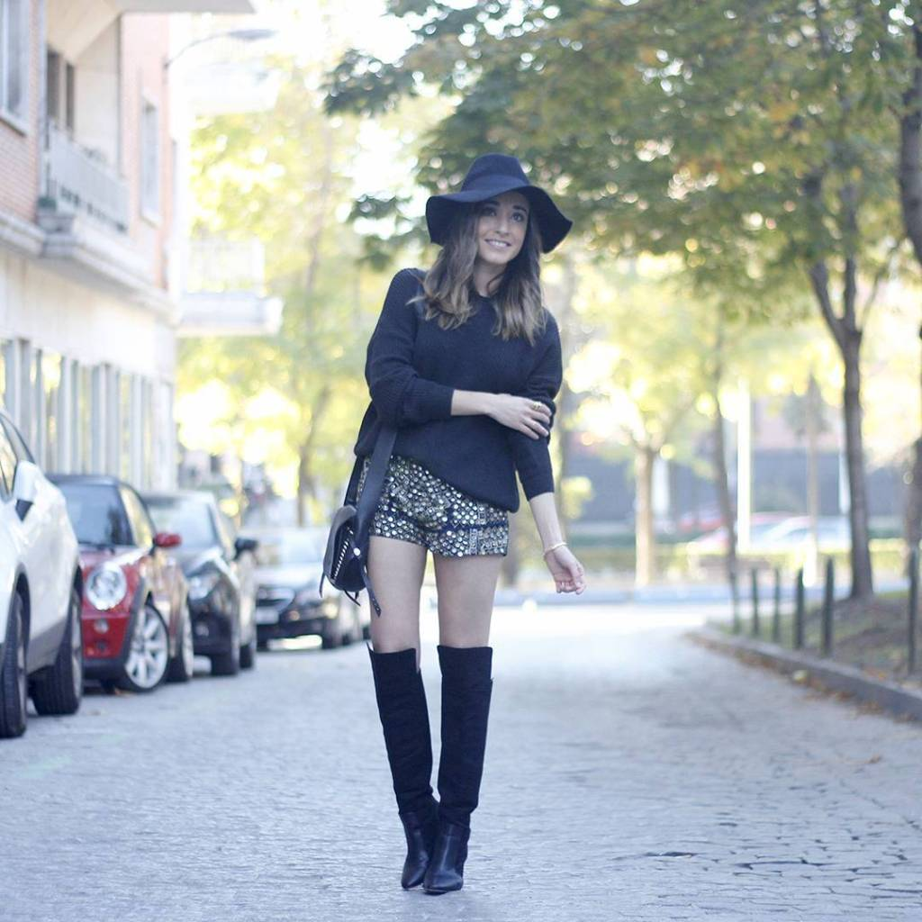 Feliz Lunes!!!Nuevo post en el blog con shorts bordados yhellip