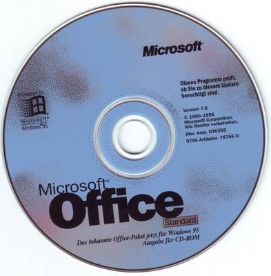 FileOffice 95 Standard 76765 Djpg - BetaArchive Wiki - office cd