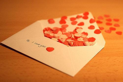 Carta para o amor - Especial Dia dos Namorados! - Beta Lotti
