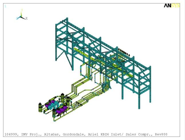 API 618 Pulsation  Mechanical Analysis Reciprocating Compressor
