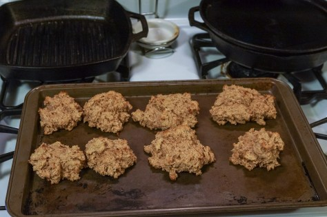 Hard Red Wheat biscuits