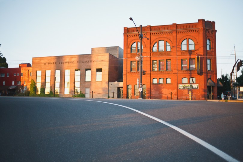 Photo Walk around Industrial Interstate Ave.