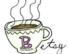 image of Betsy Yaros Coffee Cup Signature