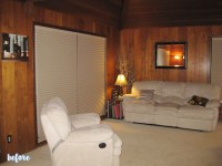 Parting with Paneling - Better After