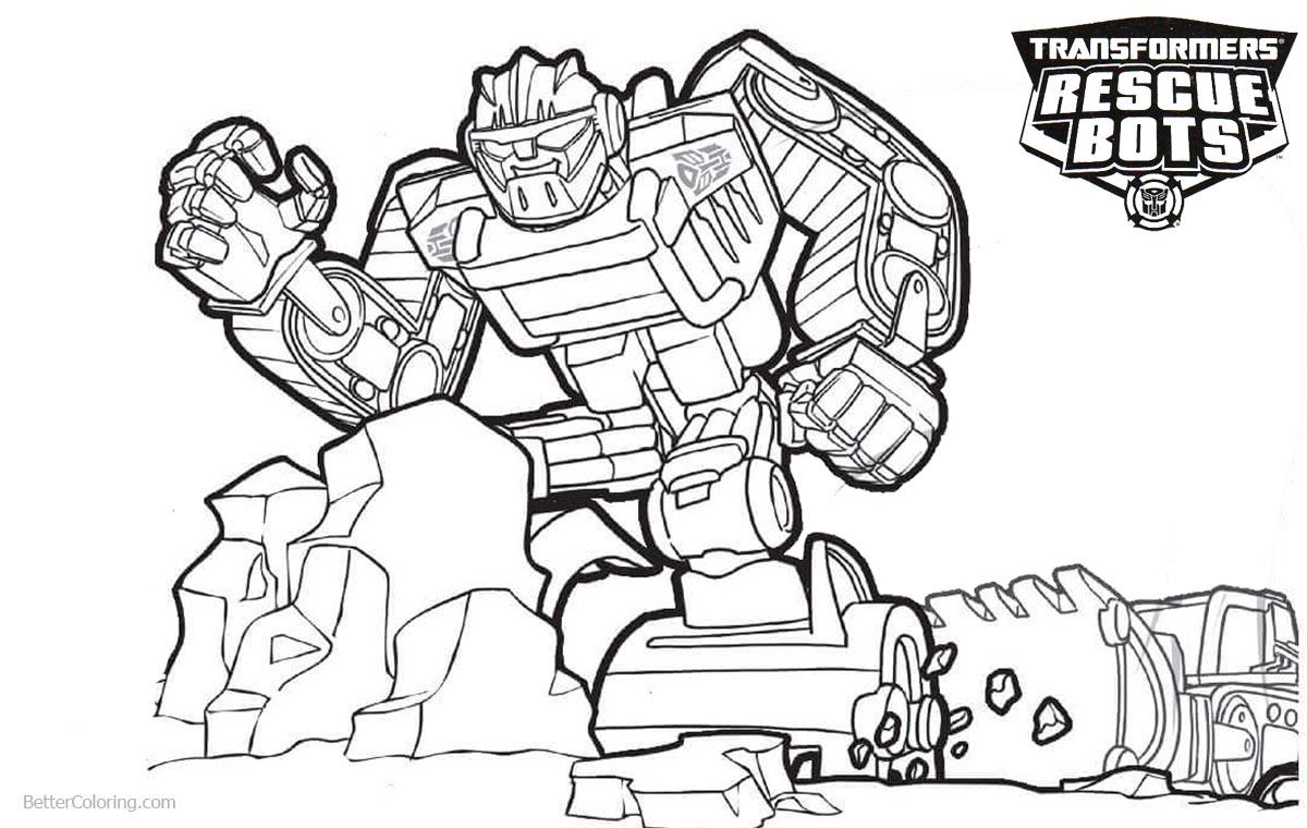 Amazing Transformers Rescue Bots