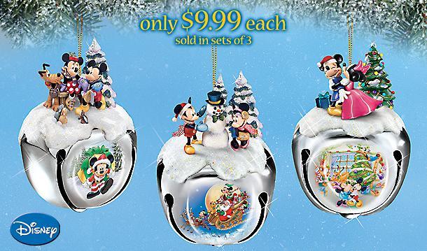 disney christmas collection ornaments - Rainforest Islands Ferry - disney christmas decorations