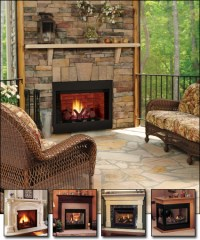 COST PER HOUR OF VENTED GAS FIREPLACES  Fireplaces