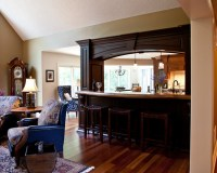 Living Room Bar Design Tips and Ideas | Better Home ...