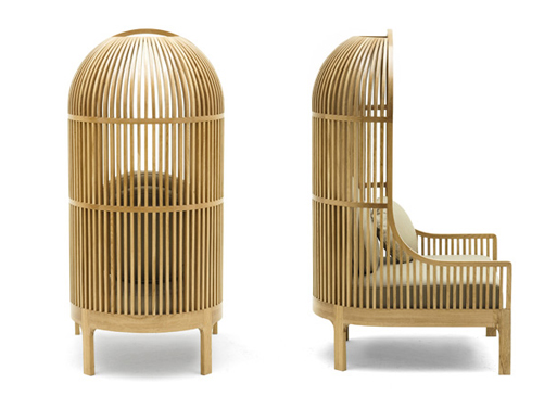 The 244 Nest Chair by Autoban