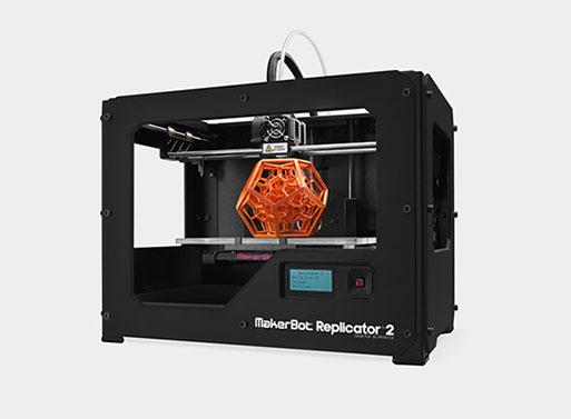 MakerBot® Replicator® 2 Desktop 3D Printer