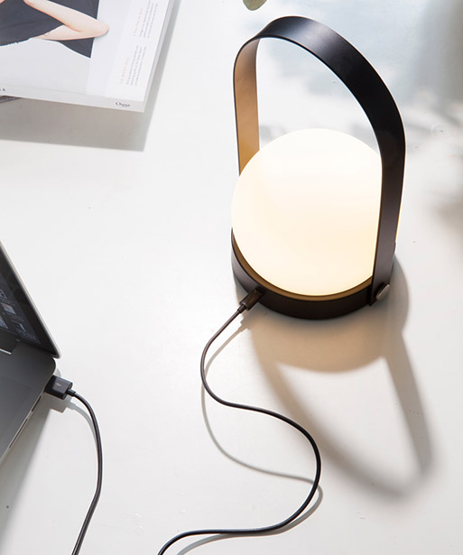 Carrie Portable LED Lamp
