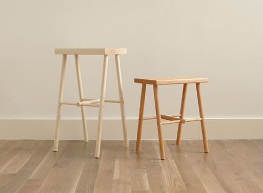 Cottage Stools Dino Sanchez