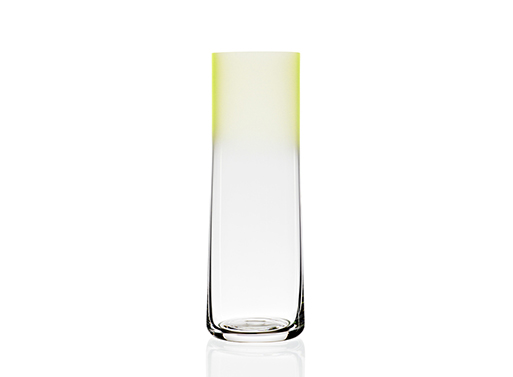 Hay Scholten & Baijings Crystal Carafe Yellow