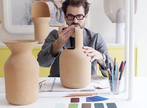 Gardenias Vases Jaime Hayon