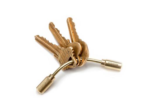 Open Helix Keyring