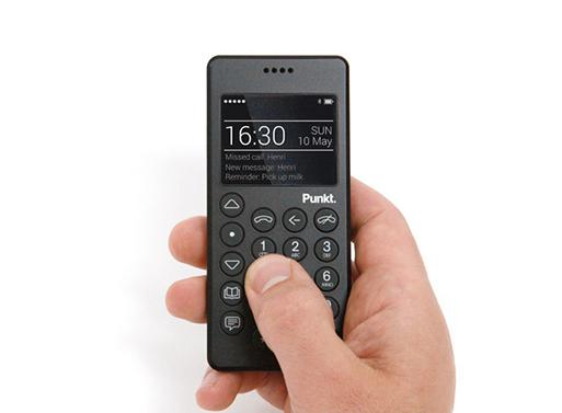 Punkt Smartphone Jasper Morrison