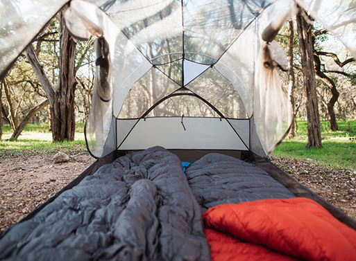 Sunda: 2 Person Tent & All-in-One Hammock