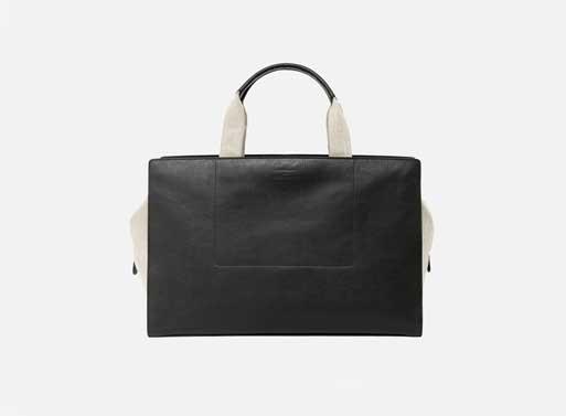 Super Bag Weekender black