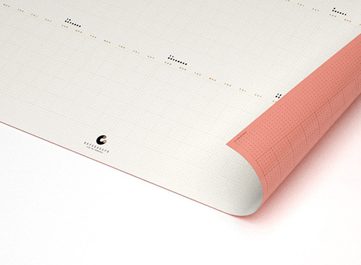 SuperYR Calendar by Supergraph