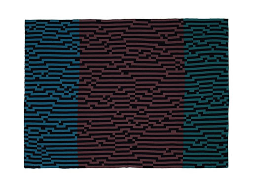 Zuzunaga Zoom In Zoom Out Blanket 1