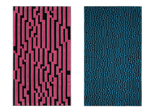Zuzunaga's Beach Towel Collection