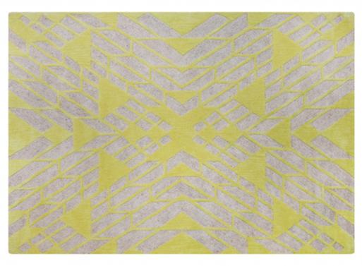 Geometric Rug by Alyson Fox