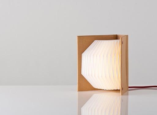 Book Table Light single