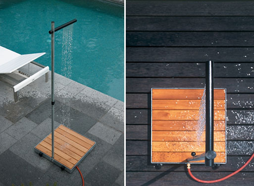 Cascade Outdoor Shower