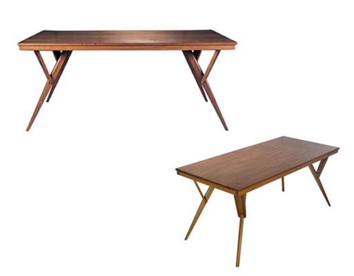 danish dining table uncategorized better living through design