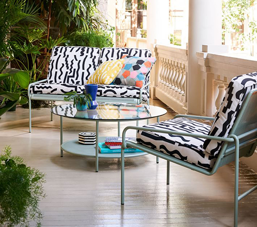 Eric Trine + Dusen Dusen Outdoor Collection