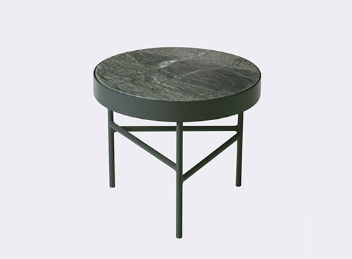 Marble Table Green by Ferm Living