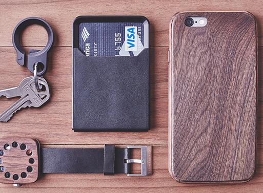 Grovemade Minimalist Wallet