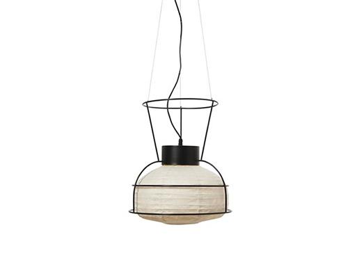 Cage Lamp hanging